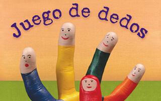 Libro recomendado para primera infancia: Juego de dedos