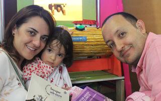 La lectura puede ser un juego en familia