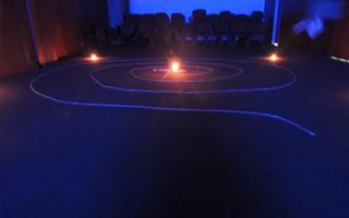 Conceptos claves que guían a Cuerpo Sonoro: el ritual