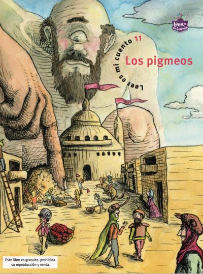 Leer es mi cuento 11 - Los pigmeos
