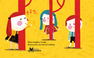 Libro para jugar con los niños: Juegos tradicionales, de María Angélica Ovalle