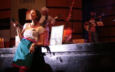 María del Sol Peralta: pescadora de libros y música