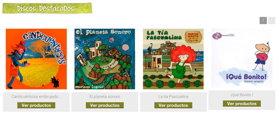 En Butia puedes reproducir en línea canciones de Argentina, Chile, Costa Rica, Colombia, Uruguay, Brasil, México, Perú y Venezuela.