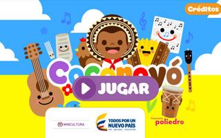 Cocoroyó, una aplicación para que los niños conozcan la música colombiana de José Barros