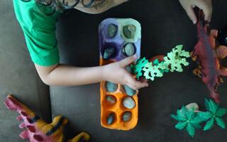 Juegos y aventuras para niños que aman los dinosaurios