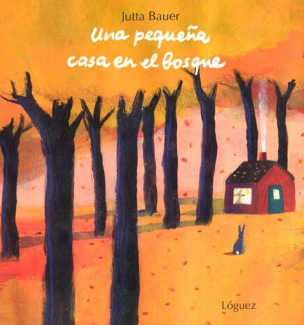 Puedes compartir el libro Una pequeña casa en el bosque con niñas y niños que tengan entre 0 y 2 años. También hace parte del catálogo Leer es mi Cuento 2011.
