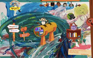 ¡Nuestra galería digital con las creaciones de los niños!