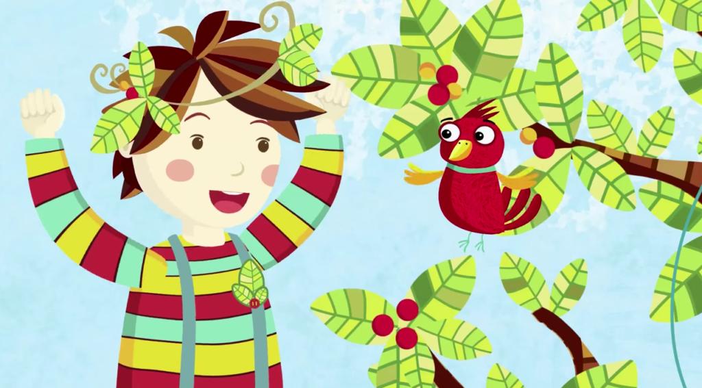 Pipo, mi amigo imaginario. Serie infantil para ver online gratis