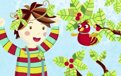 VIDEO / Pipo, un amigo imaginario para los conflictos de los niños