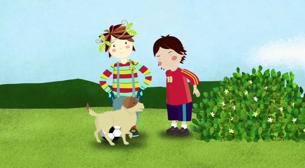 Pipo, mi amigo imaginario. Ver serie para niños online gratis.