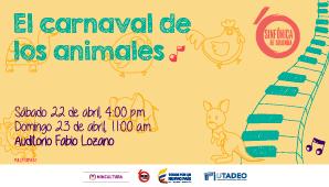 Concierto interactivo: El carnaval de los animales