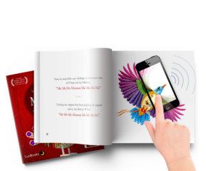 Libro para niños El pájaro de los mil cantos