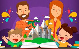 Familias de MaguaRED recomiendan 36 libros para Leer con los niños