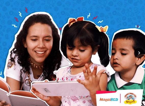 Página web para niños