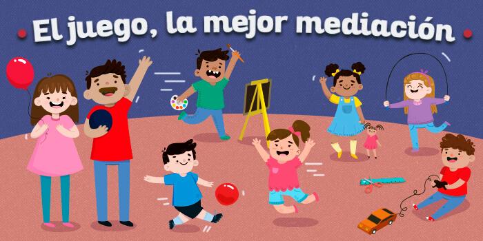El juego es el lenguaje de los niños