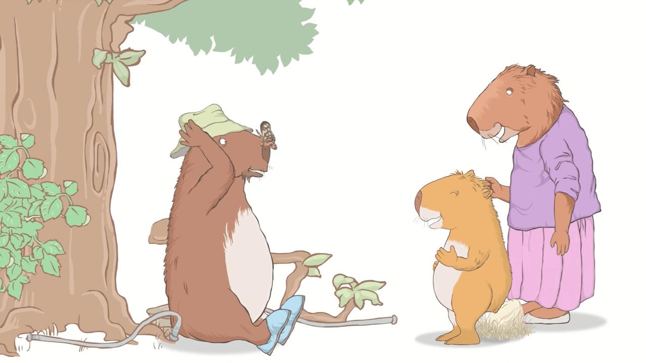 Ver gratis en línea series infantiles para padres e hijos