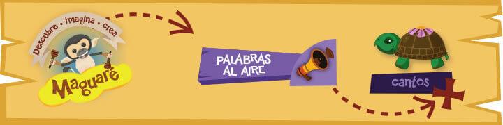 En www.maguare.gov.co hay canciones gratis para niños