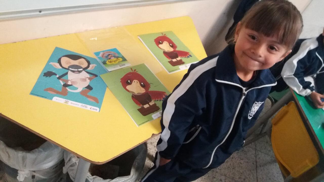 Educación para primera infancia y TIC