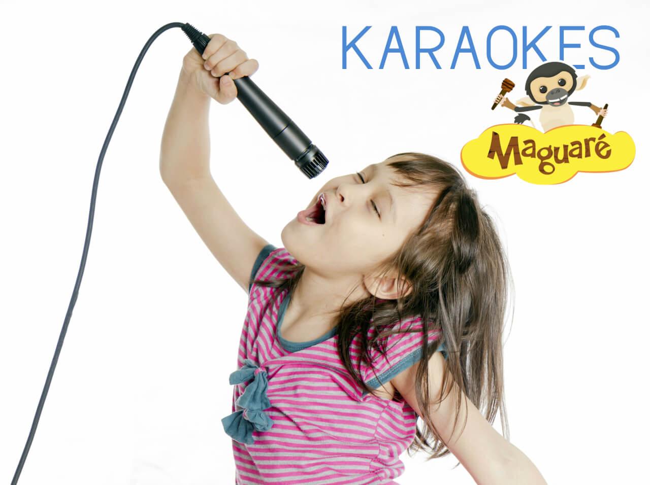 Plan con los niños: ¡A jugar con karaokes Maguaré!