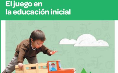 El juego en la educación inicial, alternativas para potenciar el desarrollo de los niños