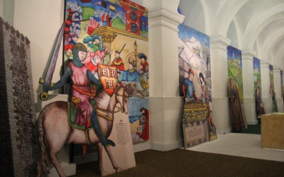 ¡El museo también es un espacio para nuestros niños de 0 a 6 años!