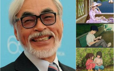¡A leer los libros favoritos de Hayao Miyazaki!