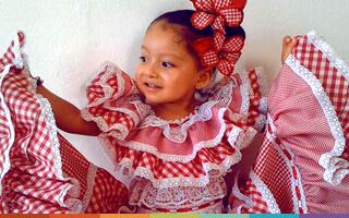 Así viven la cultura colombiana las familias de MaguaRED.