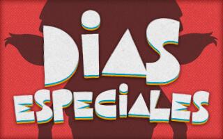 Días especiales