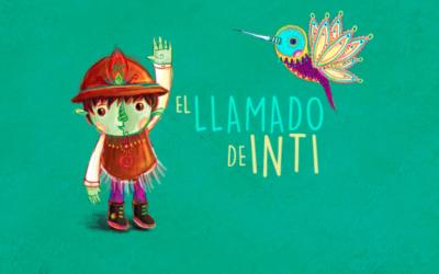 El llamado de Inti, un libro que recupera la tradición con la magia de la infancia