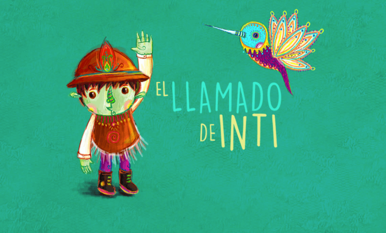 El llamado de Inti, eBook interactivo para niños