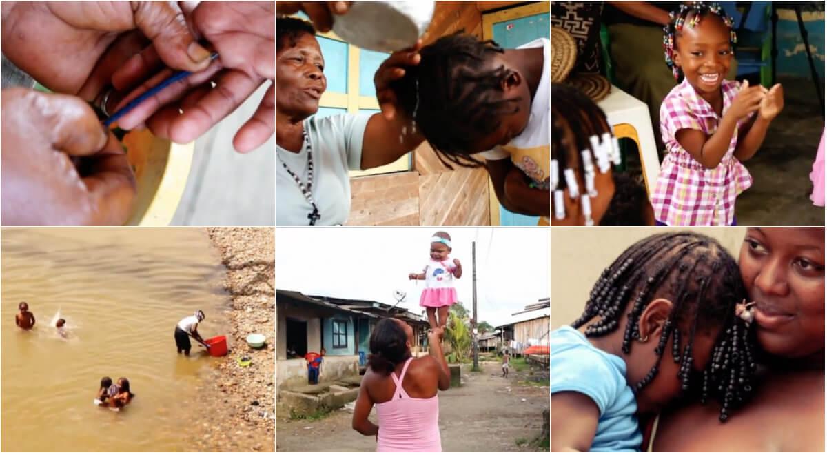 Velo qué bonito, documental sobre comunidades del Pacífico colombiano