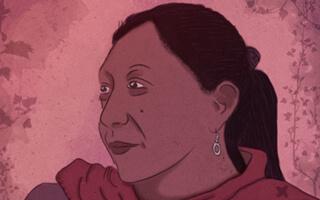 Antonia Agreda, una mujer Inga que trabaja por los derechos de los niños indígenas