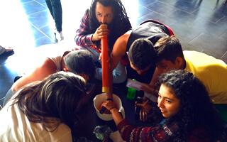 Cuerpo Sonoro: abiertas las inscripciones en Florencia, Tame y Santacruz