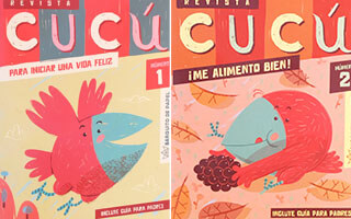Cúcu, la revista de los niños