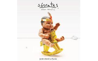 """""""Sócrates"""", un disco infantil al estilo de Velandia y las nuevas estrellas santandereanas"""