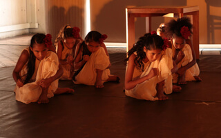 Danfroc, la primera compañía infantil de danza afrocolombiana contemporánea del país