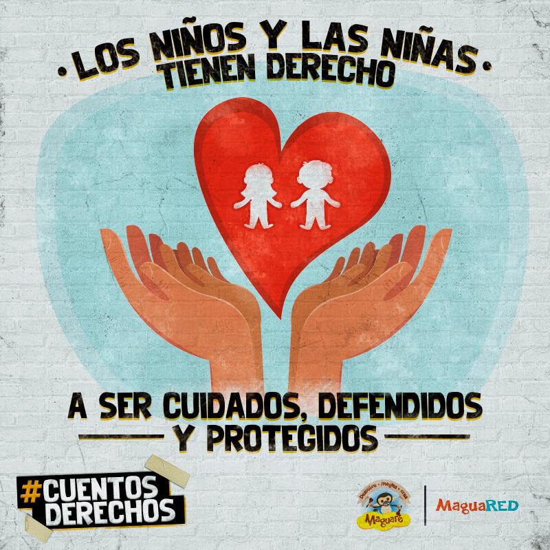 Cuentos Derechos, Derechos de los niños y las niñas