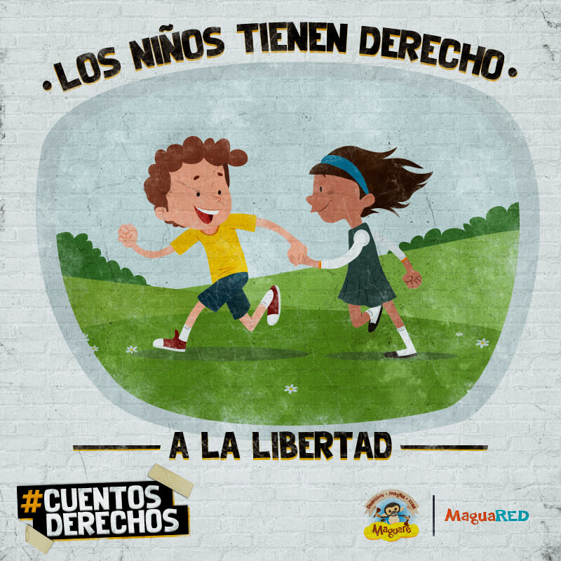 Derechos de las niñas y los niños, cuentos