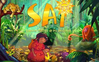 GUÍAS DE USO / Una divertida aplicación para jugar con las comunidades indígenas