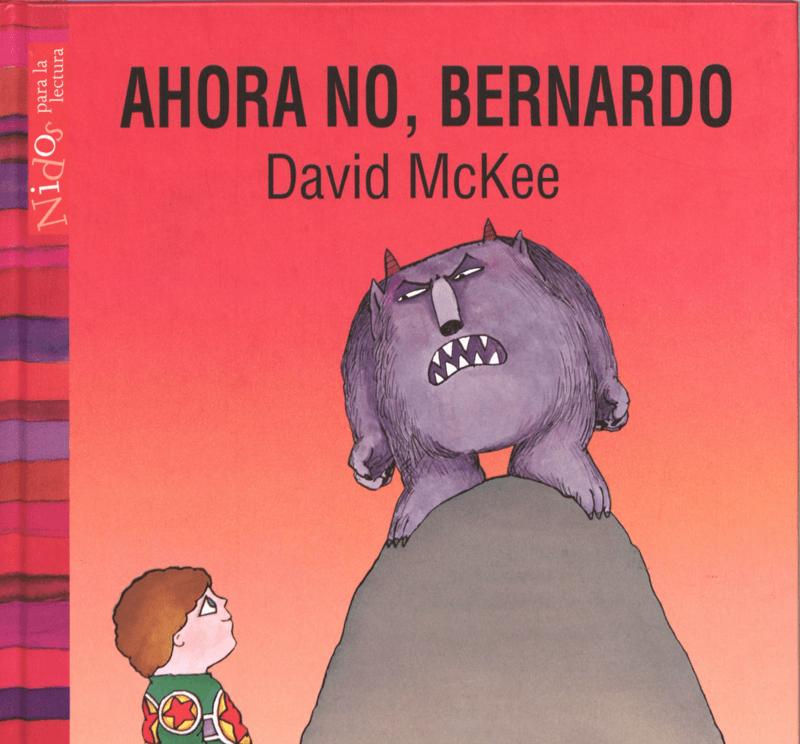 Ahora no, Bernardo.