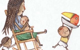 Una morena en la ronda: relatos afrocolombianos para leer con los niños