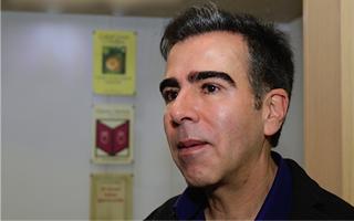 Jorge Franco: el escritor que lee en voz alta con su hija