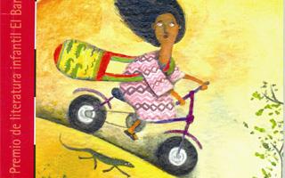 Novela ganadora del Premio de Literatura Infantil El Barco de Vapor 2009.