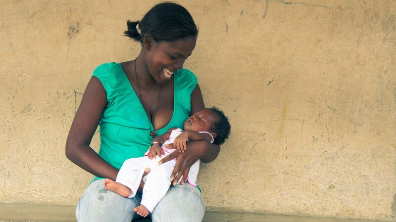 """""""Cada madre trae consigo una cosmovisión, unas formas particulares de ordenar el mundo que marcan las prioridades en las prácticas de cuidado con su pequeña criatura"""": Ana María Melo."""