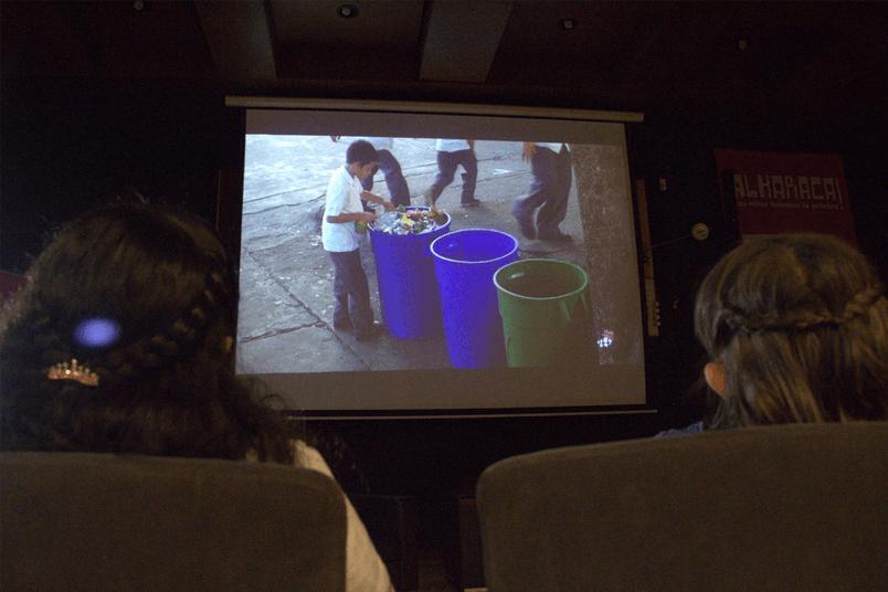 """""""Reconozco que la responsabilidad sobre lo que mis hijos ven en el cine es mía, por eso siempre veo el tráiler, reviso a su vez la sinopsis, la clasificación y los comentarios"""": Marisol Forero."""