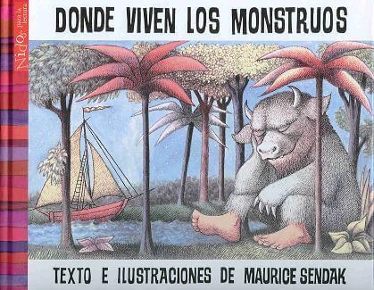 Donde viven los monstruos.