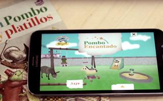 APP / Pombo Encantado, una aplicación para que las historias cobren vida