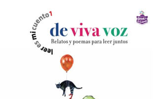 De viva voz: relatos y poemas para leer juntos