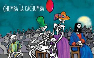 Libros para leer, jugar y cantar con los niños: ¡Chumba la cachumba!
