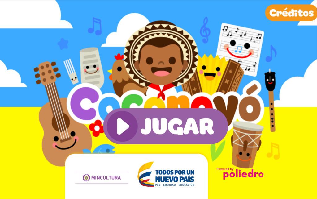 Cocoroyó Una Aplicación Para Que Los Niños Conozcan La Música